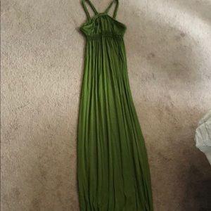 Grecian Maxi Dress.